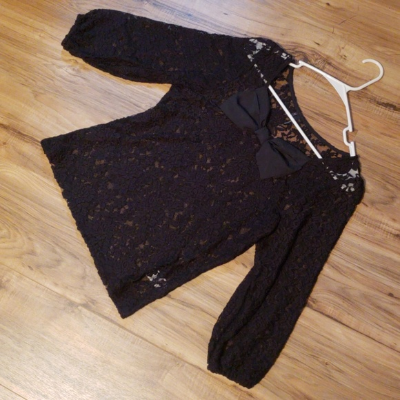Tops - Lace top